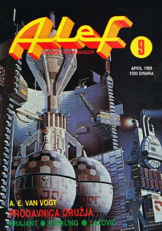 Alef - Science fiction magazin broj 9