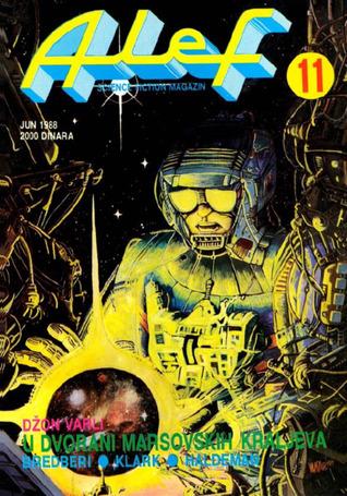 Alef - Science fiction magazin broj 11
