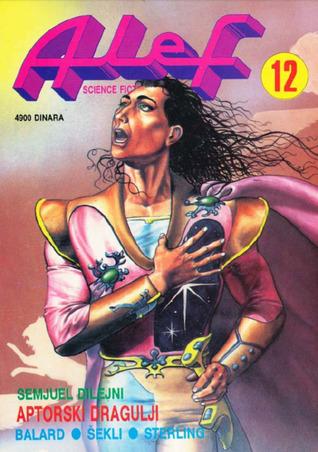 Alef - Science fiction magazin broj 12