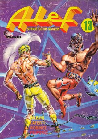 Alef - Science fiction magazin broj 13