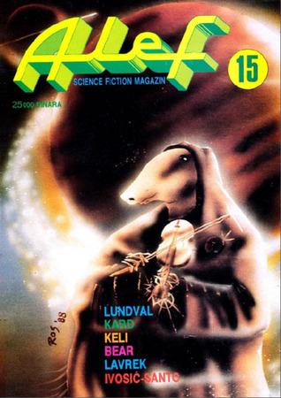 Alef - Science fiction magazin broj 15