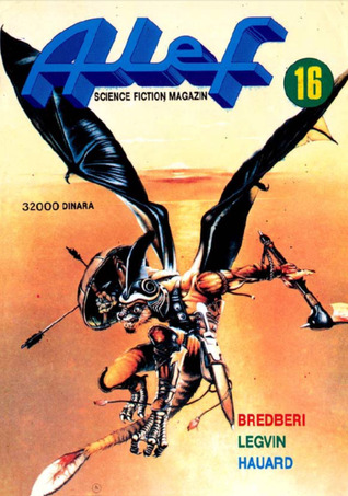 Alef - Science fiction magazin broj 16