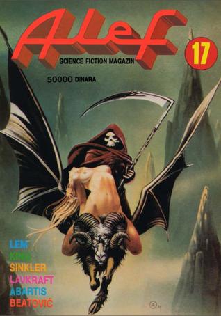 Alef - Science fiction magazin broj 17