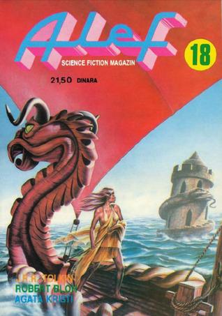 Alef - Science fiction magazin broj 18