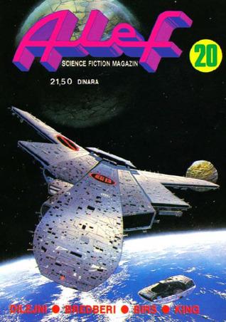 Alef - Science fiction magazin broj 20