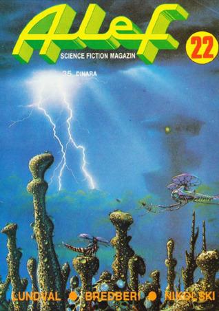 Alef - Science fiction magazin broj 22