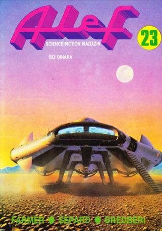 Alef - Science fiction magazin broj 23