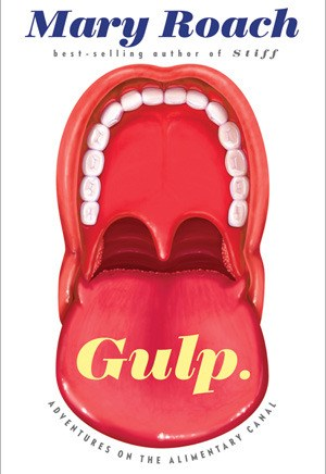 #Printcess review of Gulp: Adventures on the Alimentary Canal by Mary Roach