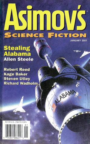 Asimov's Science Fiction, January 2001