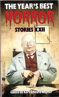 The Year's Best Horror Stories XXII