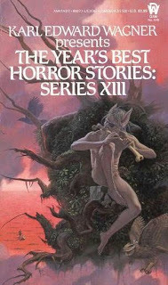 The Year's Best Horror Stories: Series XIII
