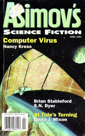 Asimov's Science Fiction, April 2001 (Asimov's Science Fiction, #303)