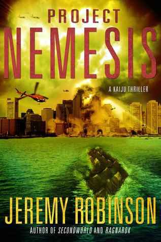 Project Nemesis (Nemesis Saga, #1)