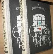 Grāfs Monte Kristo (2 grāmatas)
