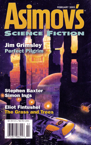 Asimov's Science Fiction, February 2003