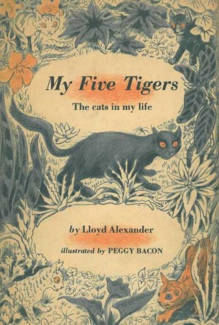 My Five Tigers: The Cats in My Life