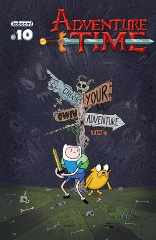 Adventure Time with Finn & Jake (Issue #10)