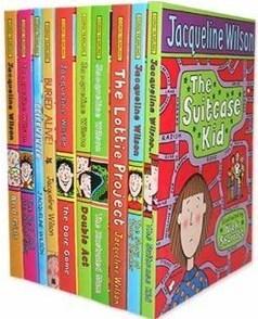 Jacqueline Wilson Box Set of Ten