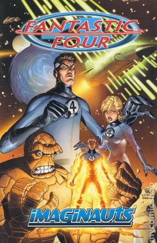 Fantastic Four, Volume 1: Imaginauts