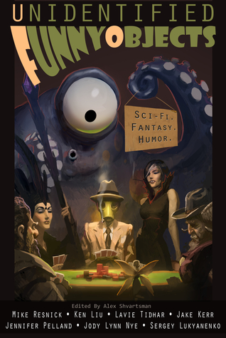 Unidentified Funny Objects (UFO #1)