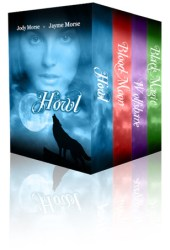 Howl Series, Books 1-4