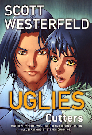 Uglies: Cutters (Uglies: Graphic Novel, #2)