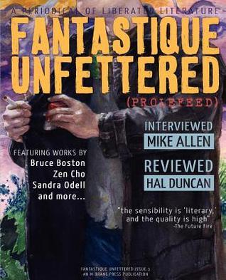 Fantastique Unfettered #3