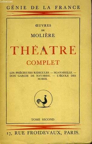 Théâtre Complet - Tome 2