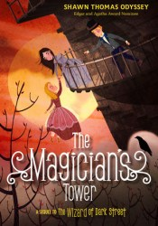 The Magician's Tower (Oona Crate Mystery, #2) Pdf Book