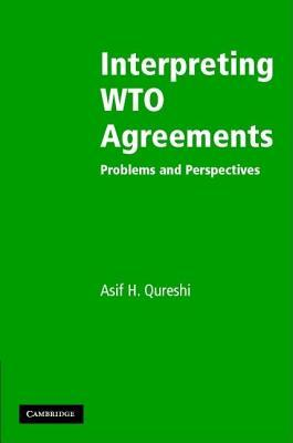 Interpreting Wto Agreements: Problems and Perspectives