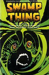 Swamp Thing Book 7