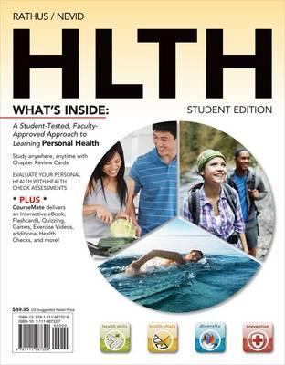 Hlth (with Coursemate, 1 Term (6 Months) Printed Access Card)