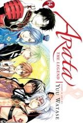 Arata: The Legend, Vol. 14 (Arata: The Legend, #14)