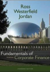 Fundamentals of Corporate Finance Pdf Book