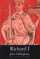 Richard I (English Monarchs)