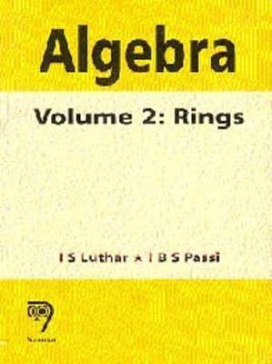 Algebra: Rings, Vol. 2