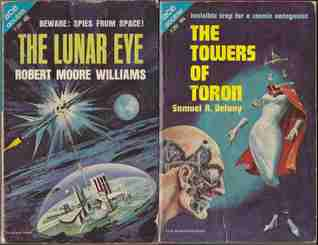 The Towers of Toron/The Lunar Eye
