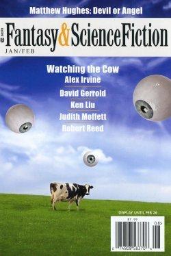 Fantasy & Science Fiction, Jan/Feb 2013 (The Magazine of Fantasy & Science Fiction, #705)