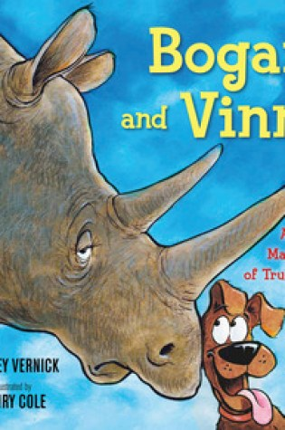 Bogart and Vinnie: A Completely Made-up Story of True Friendship Book Pdf ePub
