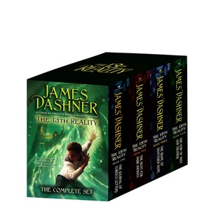 13th Reality 4-Book Boxed Set