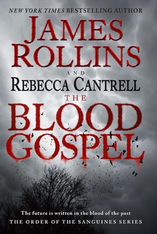 Image result for the blood gospel james rollins