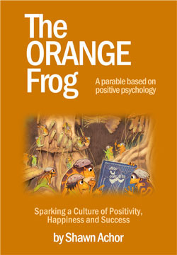 The Orange Frog : How One Spark Change An Island