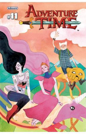Adventure Time with Finn & Jake (Issue #11)
