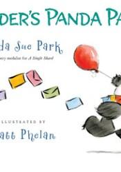 Xander's Panda Party Book by Linda Sue Park