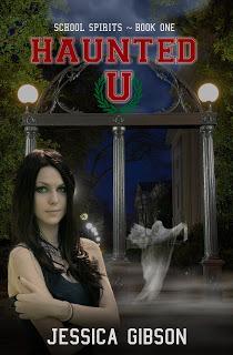 Haunted U (School Spirits, #1)