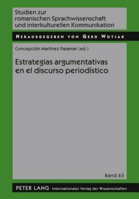 Estrategias Argumentativas En El Discurso Periodistico