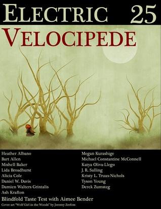 Electric Velocipede 25 (Electric Velocipe #25)