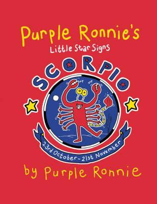 Purple Ronnie's Little Star Signs: Scorpio