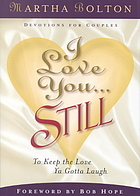 I love you still