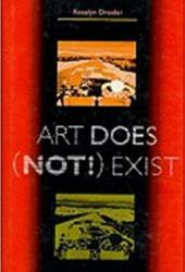 Art Does (Not!) Exist
